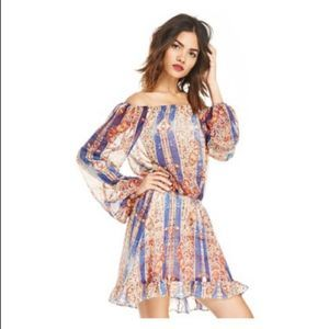 SHOW ME YOUR MUMU | Lee Lee Gypsy Ruffle Dress M